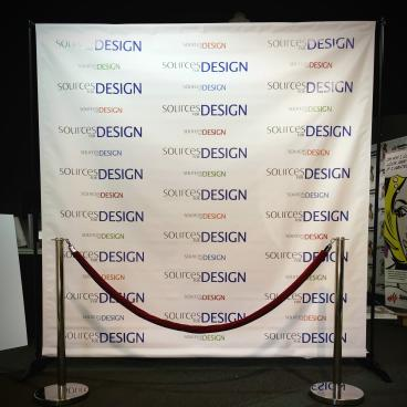 Sources For Design Step & Repeat Banner
