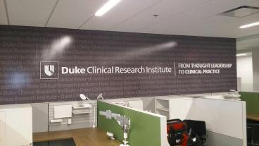 Mural, Duke Clinical Research Institute