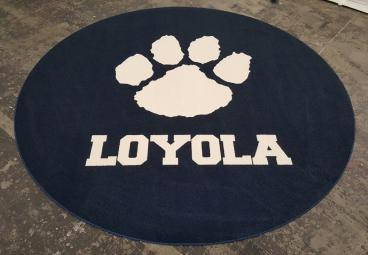 Custom Printed  Carpet