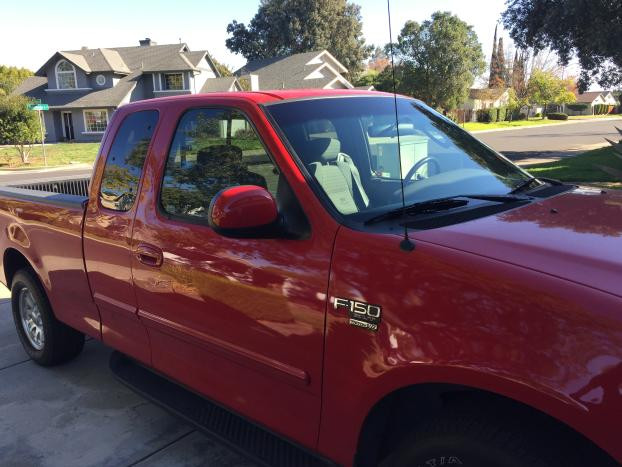 2002 Ford F150 Pick-up