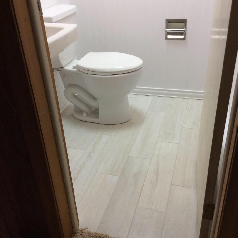 1/2 Bathroom Remodel in Harding