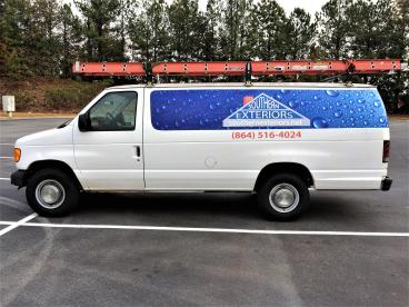 Southern Exteriors, SpeedPro Greenville