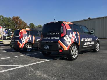 911 Driving School, SpeedPro Greenville