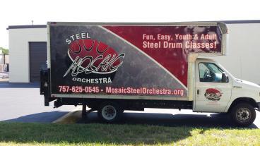 Steel Mosaic Orchestra