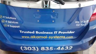 Design, Print and Install.