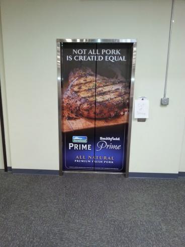 Smithfield Foods Elevator Wrap