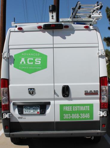 decals ACS denver, CO