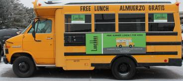 decals denver, CO school bus