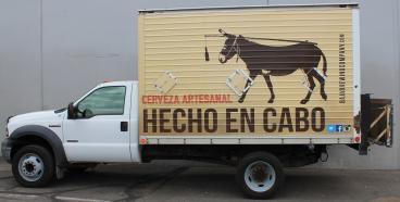 fleet wrap trailer denver, CO