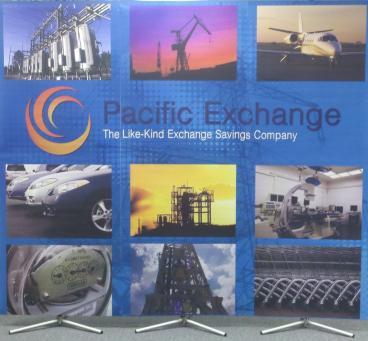 banner retractable denver, CO pacific exchange