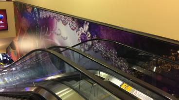 escalator wrap mardi gras casino CO denver