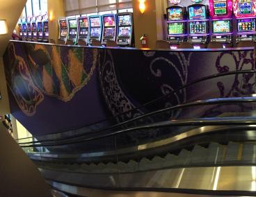wall mural mardi gras casino CO denver with slots