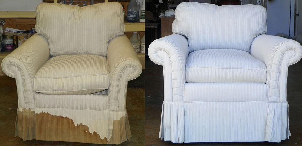 Furniture Before and After