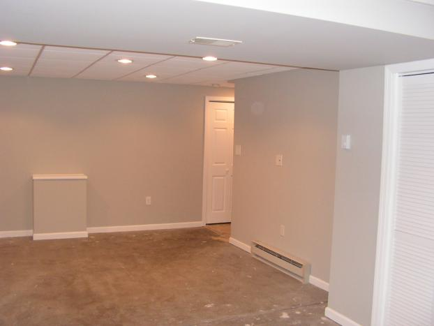 After #2 Basement Remodel in Jefferson Hills, PA