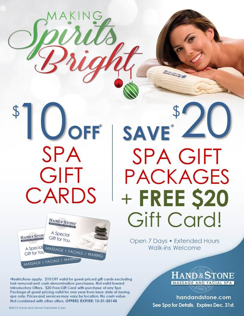 Holiday Gift Card Sales