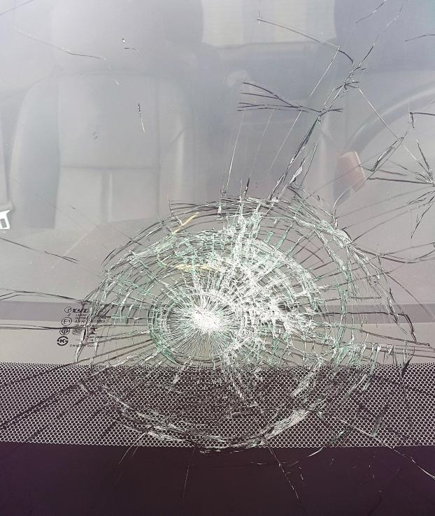 Does your windshield look like this?