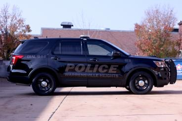 Warrensville Heights Police Graphics