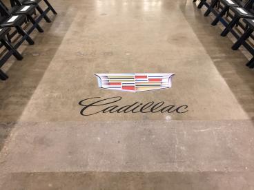 Floor Graphics, Corporate Branding, Dallas, TX