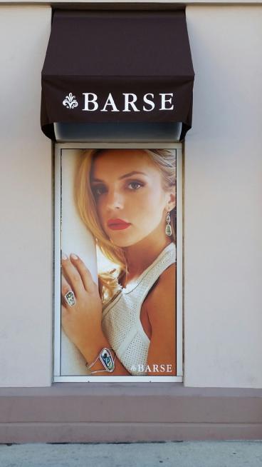 Window Graphics, Corporate Branding, Dallas, TX