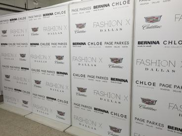 Event Graphics, Step and Repeat, Backdrop, Dallas, TX