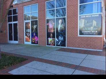 Window Graphics for American Dream Theater