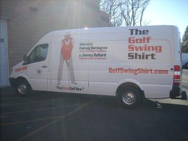 Van Spot Graphics