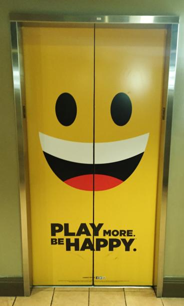 Denver, Colorado, Elevator Wrap, Isle Casino