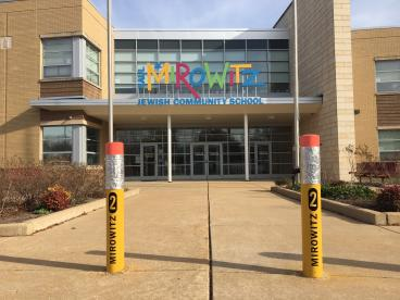 'Pencils' protecting the School