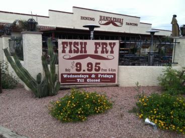 Outdoor Restaurant Banner