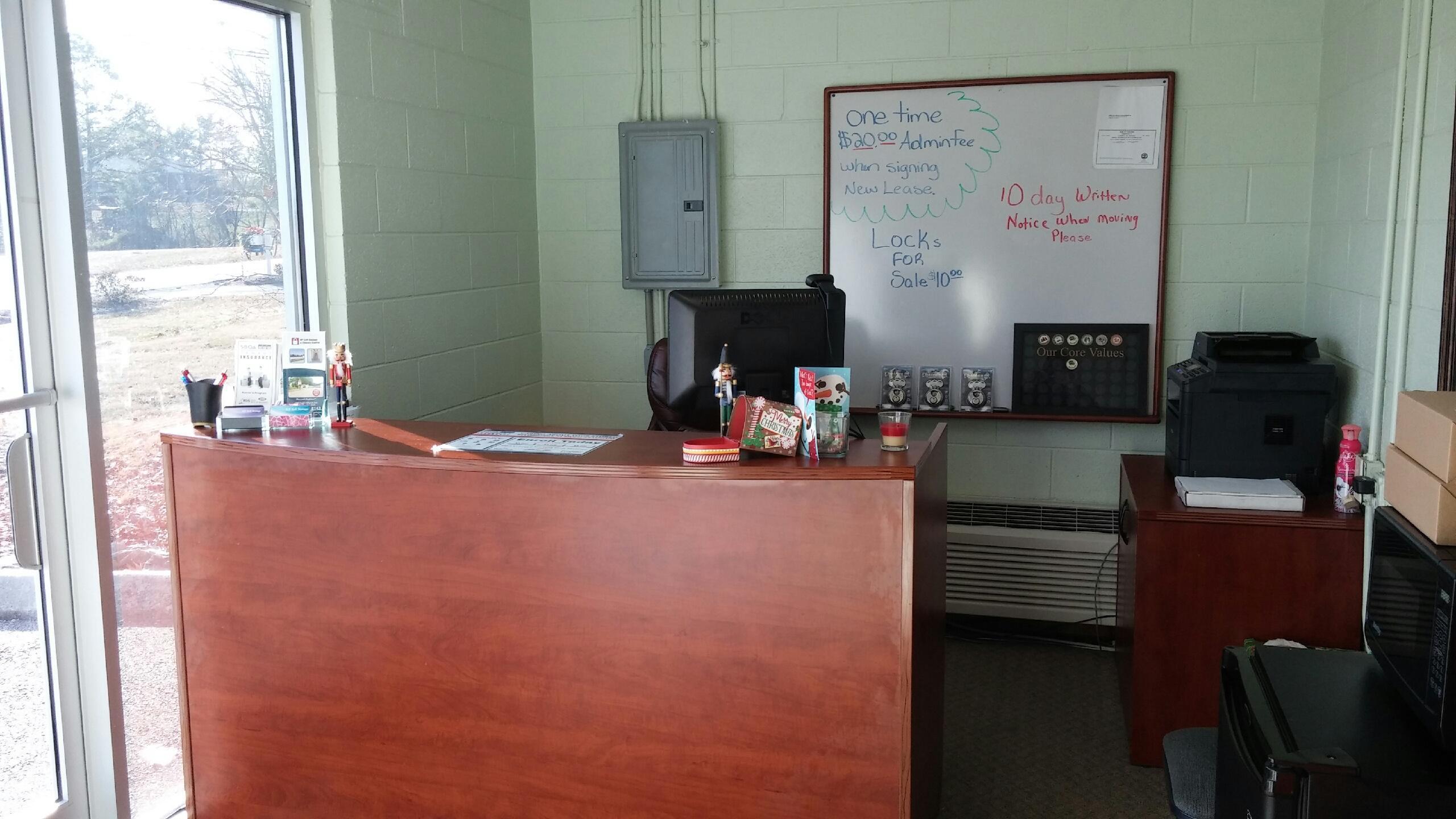 Office Of KP Self Storage