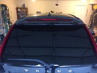 Mobile Rear Window Replacement
