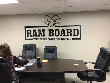 Boardroom Graphics for Ram Board
