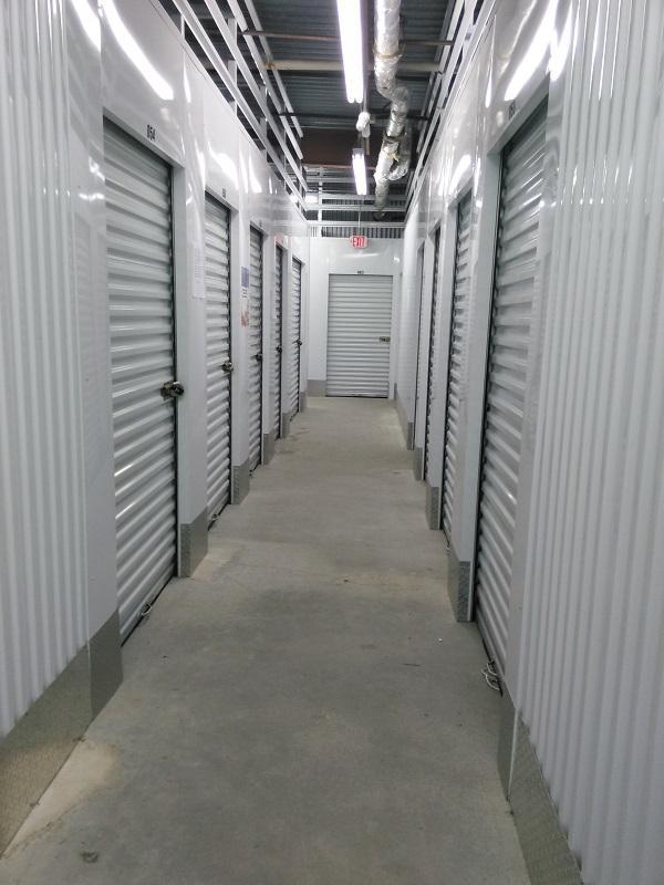 Climate control units.
