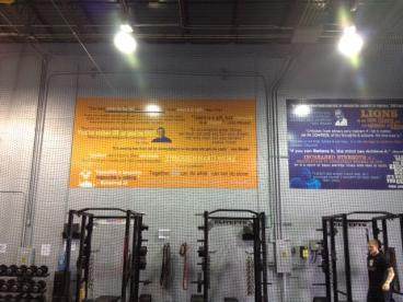 Gym duro bond
