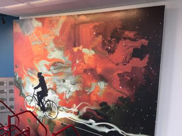 Mural, 525 - Charlotte, NC