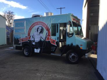 Farmer's Daughter Food Truck