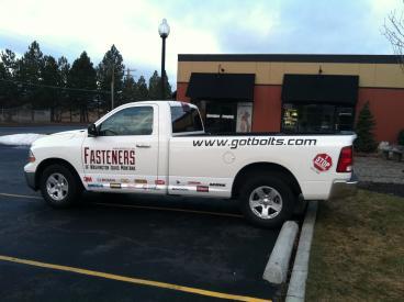 Fasteners Fleet Truck