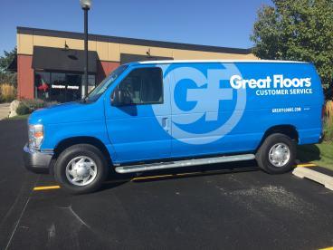 Great Floors Ford Econoline