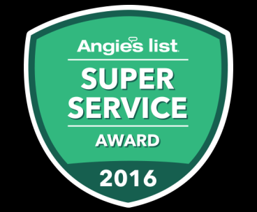 2016 Super Service Award Winner (11th year in a row)