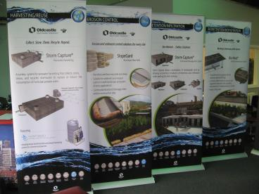 Banner Stands: Direct Print to So Flat