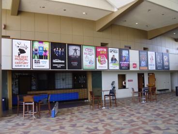 Best of Broadway show signs - INB theater
