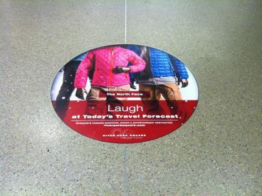 Spokane Airport River Park Square Advertising