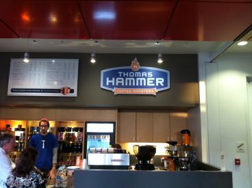 Thomas Hammer Branding