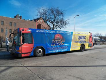 Bus Wrap MEAC