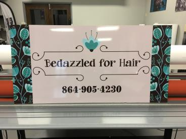 Bedazzled for Hair, SpeedPro Greenville