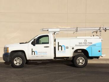 New Service Vehicle at Handyman Matters North Metro Denver