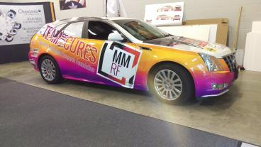 Vehicle Wrap for a Cause