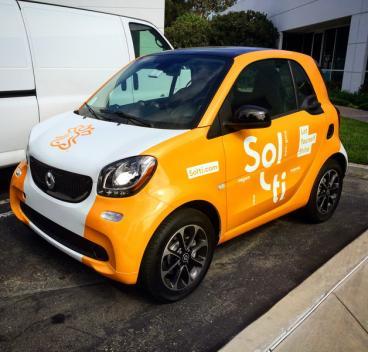 Solti Smart Car