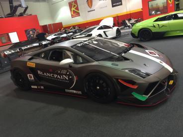 Lamborghini BlancPain