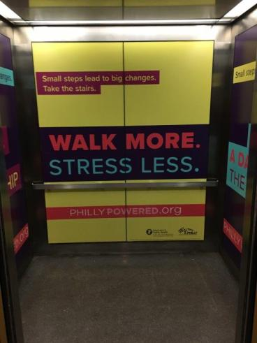 Elevator Wraps in South Jersey